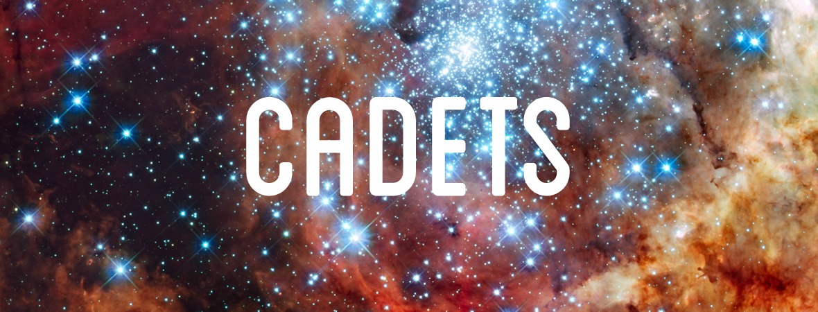 Cadets, for storytellers ready to be published