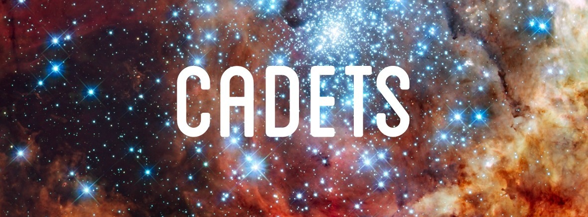 Cadets, for storytellers and writers ready to pitch and publish their stories (including novels)